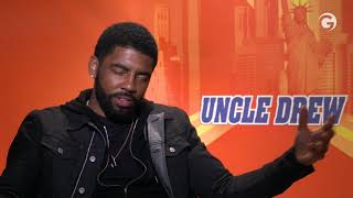 Kyrie Irving Addresses The Rumors, Uncle Drew Movie & More