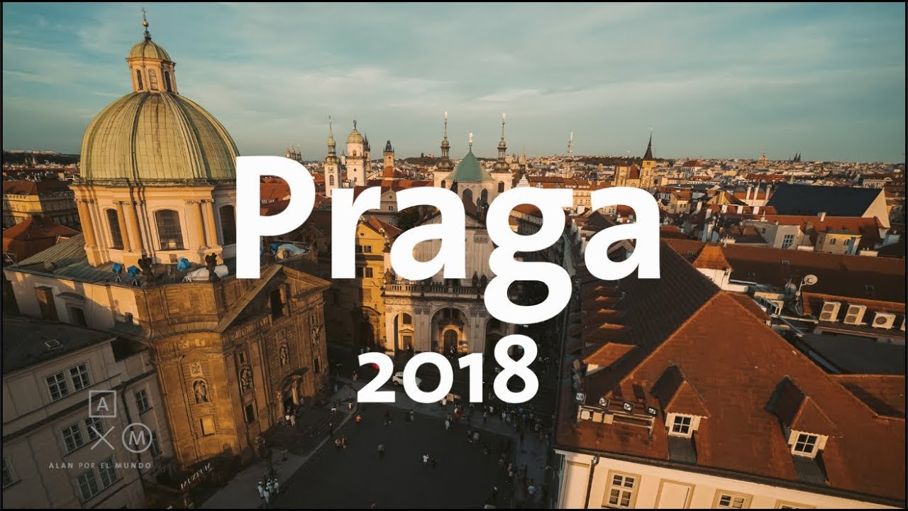 El Lado Desconocido De Praga 4k Alan Por El Mundo República Checa 10 Youtube