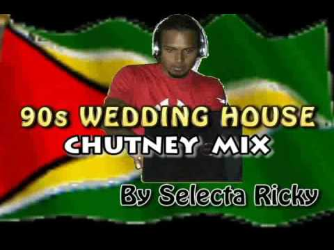 90s Wedding House Chutney Mix  by Selecta Ricky