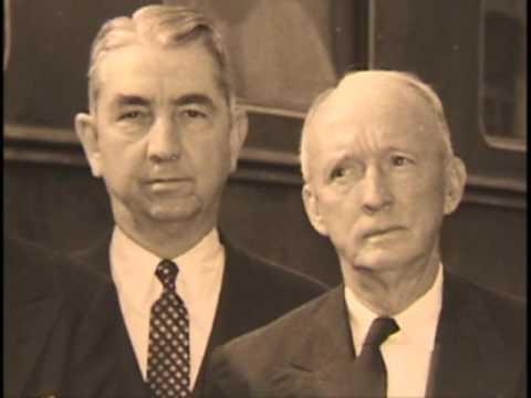 Robert H. Jackson (1954) Funeral Pics