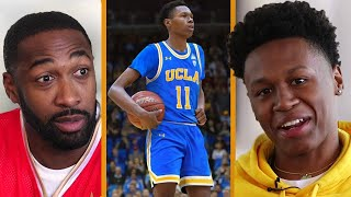 Gilbert Arenas Says UCLA Recruiting Tactics Have NOT Changed