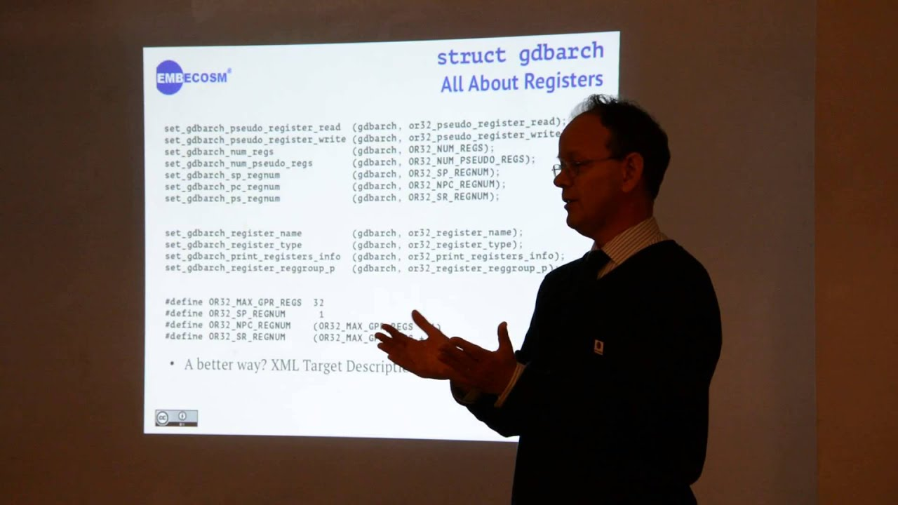 The Gnu Compiler Collection Dr Jeremy Bennett At