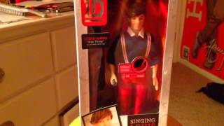 1D Singing Doll Review