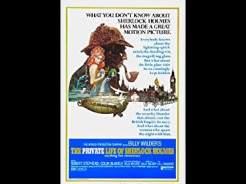Download The Private Life of Sherlock Holmes (1970)