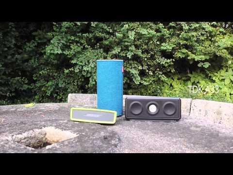 Bose Soundlink Mini outdoor comparison