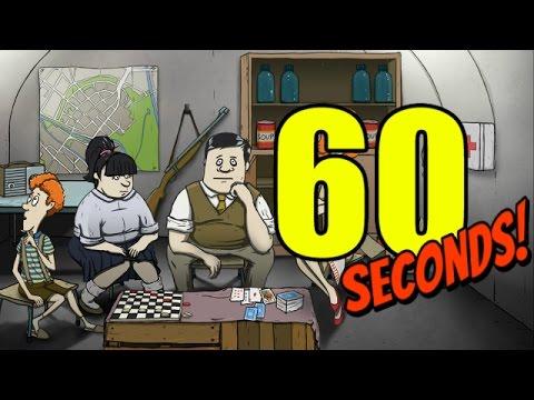 60 Seconds - The Third Attempt - Suffer the Little Children