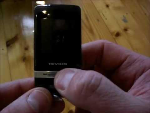 """Tevion E60052 8GB MP3 Player"" -Test"