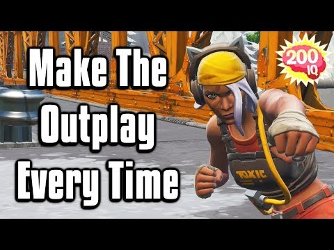 How To Outplay Your Opponents EVERY Time! - Fortnite Battle Royale