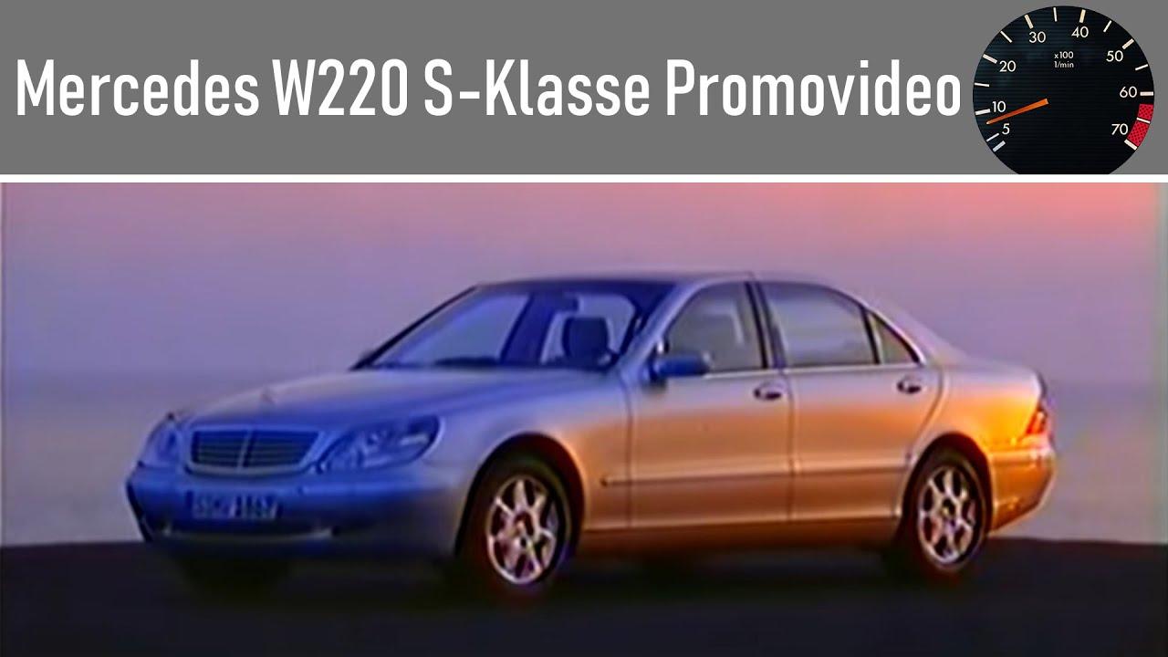 Mercedes S320 W220 aus Rentnerhand für 2000€? || Neues Projektfahrzeug
