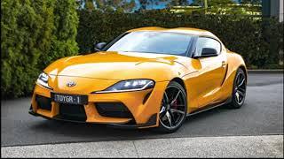 Новая Toyota Supra GT и GTS
