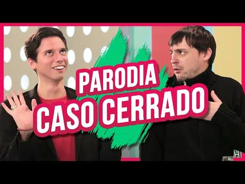 CASO CERRADO - DEMANDA A TINDER POR FEO (Parodia) - Con Pablo Agustín - Hecatombe Producciones