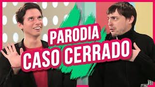 CASO CERRADO - DEMANDA A TINDER POR FEO (Parodia) - Con Pablo Agustín