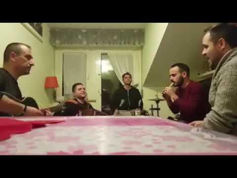 Gambale twist dei Brinca cover dei BARITTAS