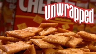 How Cheez-Its Are Made (from Unwrapped) | Food Network