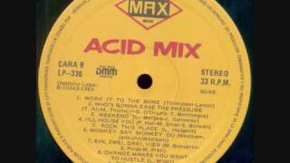 Max Mix - Acid Mix - Acid House Megamix