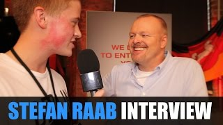 STEFAN RAAB INTERVIEW: Bushido, Kollegah, Farid Bang, Eko, Majoe, Marteria, Inglebirds, Haftbefehl