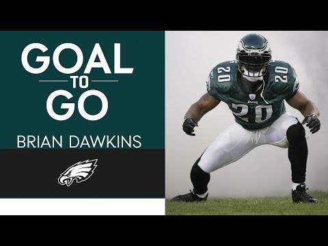 Goal To Go: Brian Dawkins | Philadelphia Eagles