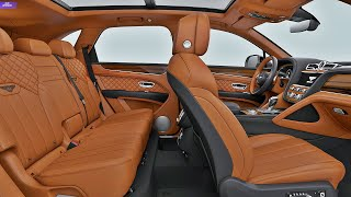 2021 Bentley Bentayga - INTERIOR & Color Options