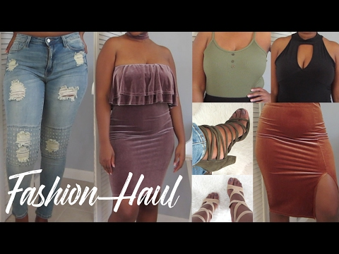 Try On Haul | Boohoo | Fashion Nova | Go Jane | Oh Sheque