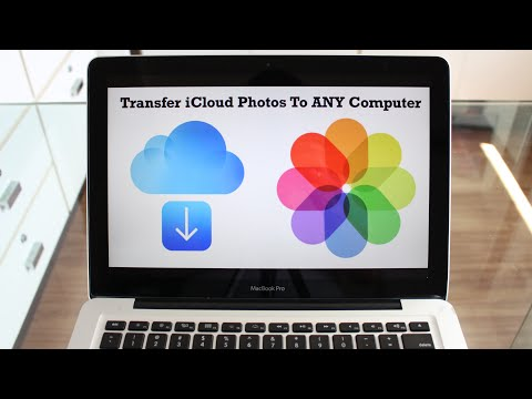 How to SAVE Photos from Apple iPhone to Windows 10 PC.