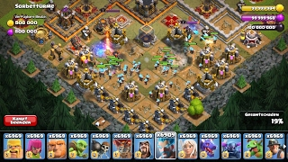 [No Root] Clash of Clans Private Server 8.709.16 Hack/Mod Apk 2017