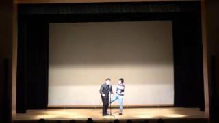 獨協大学お笑いサークル ルナジリオ 雄飛祭ライブ「君の笑顔を食べたい」