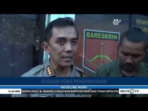 Polisi Memastikan Ratna Sarumpaet Tidak Lapor Dirinya Dianiaya