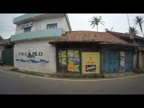 Timelapse - south coast Sri Lanka