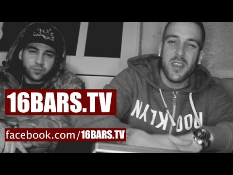 JAM - 16zu9 SKIT // prod. by Fid Mella (16BARS.TV PREMIERE)