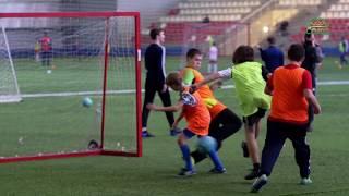 В Омске на стадионе Красная звезда прошёл турнир по мини футболу
