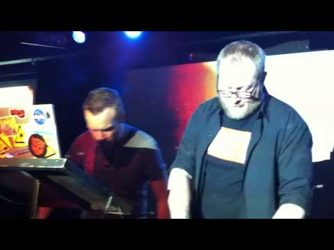 Carbon Based Lifeforms Live in Moscow 5.02.12 in 16 Tons