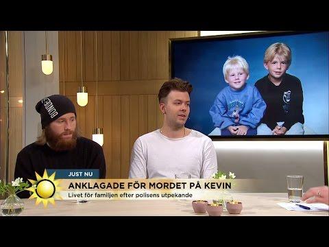 """Familjen efter fallet Kevin: """"Inte ens de närmaste vännerna har vetat"""" - Nyhetsmorgon (TV4)"""