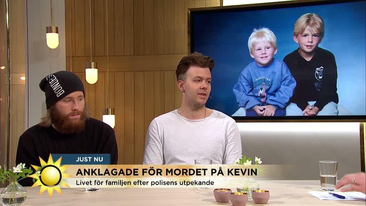 """Familjen efter fallet Kevin: """"Inte ens de närmaste vännerna har vetat"""" -  Nyhetsmorgon (TV4) - YouTube"""