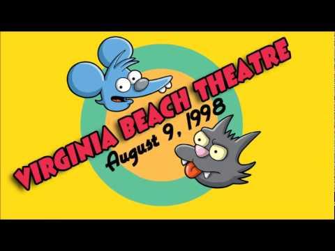 1998.08.09 - Virginia Beach Amphitheatre