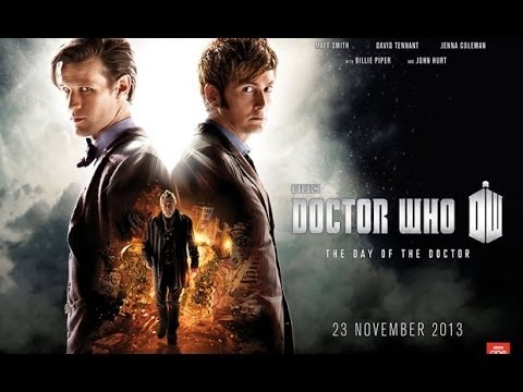 A Dyer-Situation: DAY OF THE DOCTOR 3D Review