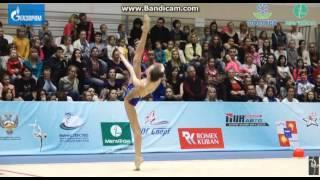 Анна Соколова - скакалка // Чемпионат России, Сочи 2016(, 2016-04-16T11:03:20.000Z)