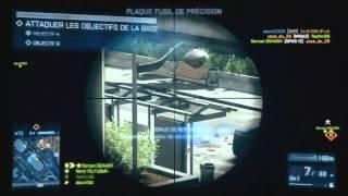 |TUTO| Guide pour bien débuter sur Battlefield 3 Ep 4: La classe éclaireur