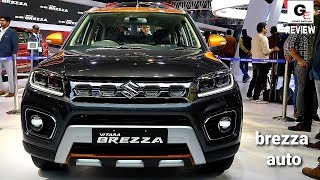 2020 Maruti Suzuki Vitara Brezza | Automatic | facelift | Accessories | detailed  review !!! YouTube Videos