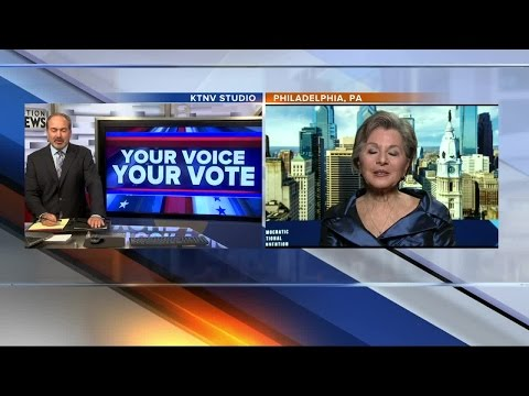 Full Jon Ralston interview with Sen. Barbara Boxer
