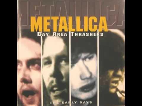METALLICA - The Mechanix - Live 81'-82' (Rare)
