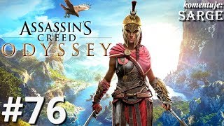 Zagrajmy w Assassin's Creed Odyssey PL odc. 76 - Bestia z przemytu