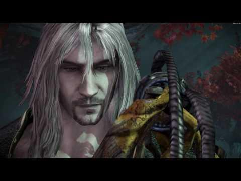 Castlevania Lords of Shadow 2: Gabriel vs Agreus (4k 60 fps) |