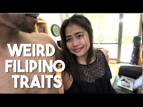 Filipino Traits and Customs