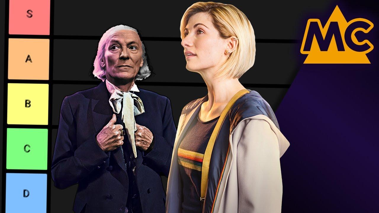 Download Best Doctor Who Doctor? - TIER LIST MAKER