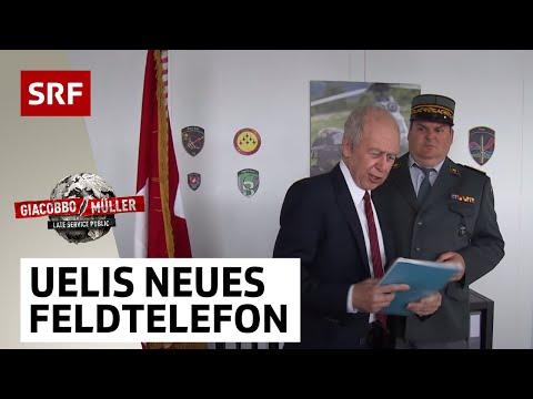 Die Armee verschwindet  Giacobbo  Müller