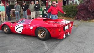 1967 Ferrari P4 LeMans Car Replica