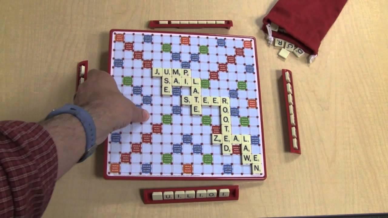 tile lock scrabble demo from winning moves