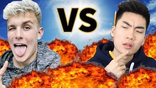 JAKE PAUL Vs RICEGUM | Before They Were Famous