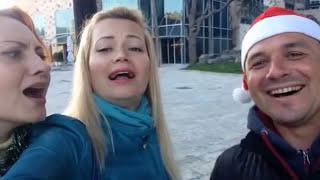 Предновогодняя Будва(Не знаете, что делать на Новый год в Черногории? Как развлечься зимой, когда нет пляжа и теплого моря? Я вам..., 2015-12-30T11:49:25.000Z)