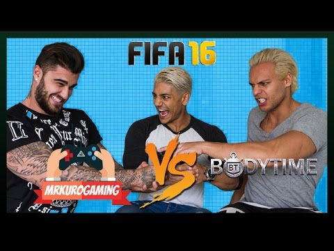 MR KURO VS BODYTIME  [MATCH FIFA N°2]